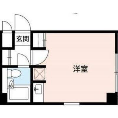 湯島アパートメントハウスの間取り