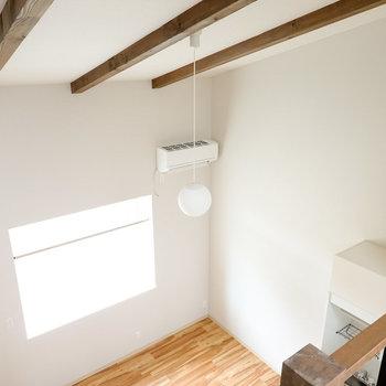 天井の高さは、心の余裕。
