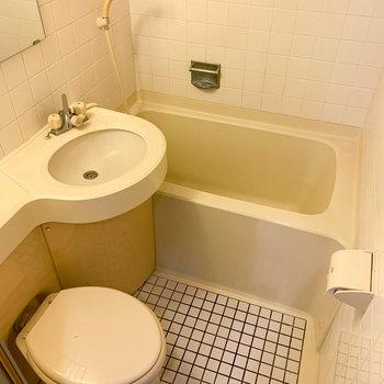 3点同室のお風呂です。