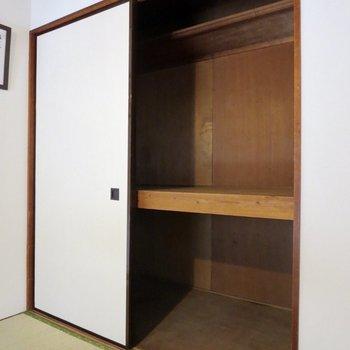 【和室】布団も収納できます※写真は前回掲載時のものです