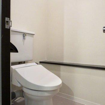 トイレはウォシュレット付きです◎※写真は前回掲載時のものです