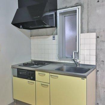 キッチンはシンプルに。