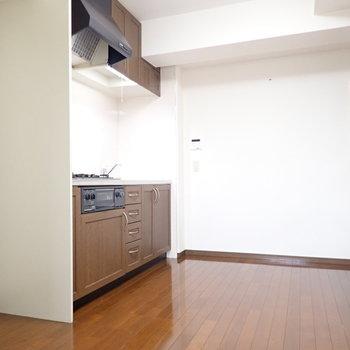 キッチンのためのお部屋みたいです〜