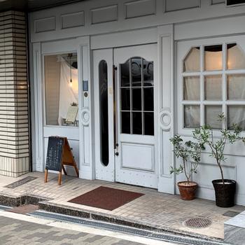 周辺】こんなところにも可愛いカフェ【雨音珈琲】が!◎
