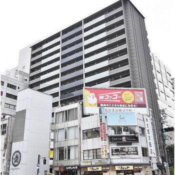 ザ・パークハビオ堂島(三菱地所)