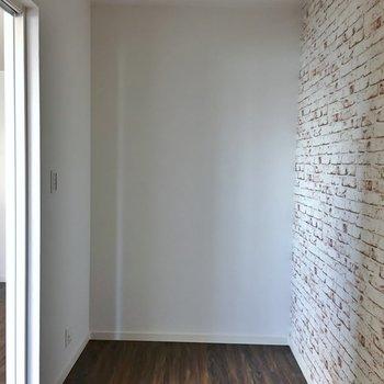 西側の保部屋はこんな感じ。※写真は3階の同タイプのもの