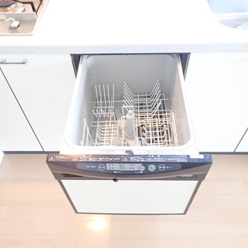 食洗機つき!