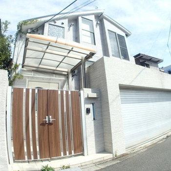 上野毛戸建