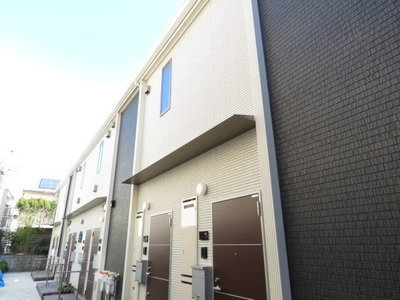 Appartment Senzokuの間取り