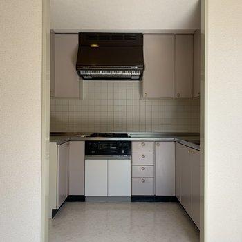 キッチンスペースです。