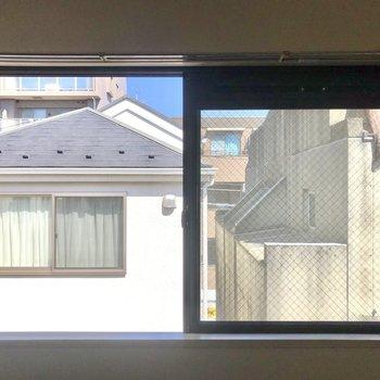 【和室からの眺望】