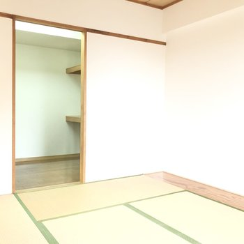 【和室】納戸があります!!