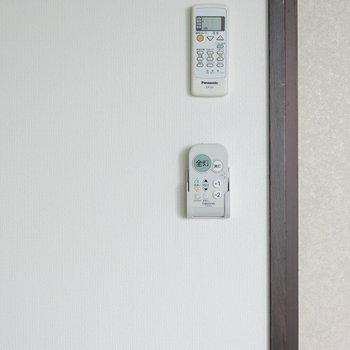 全ての居室に調光調色対応の照明が設置されています。暖色にすれば夜の雰囲気も良さそう◎