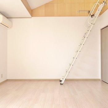 余白を持たせた家具配置をしたいですね。