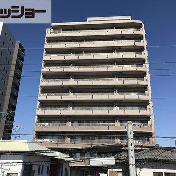 ダイアパレス覚王山 803号