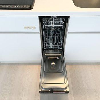 なんと食洗機付!