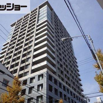 ライオンズタワー葵 1704号