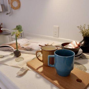 料理本を広げたら、憧れていた新しい献立に挑戦!