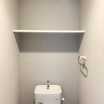 トイレ上棚あり