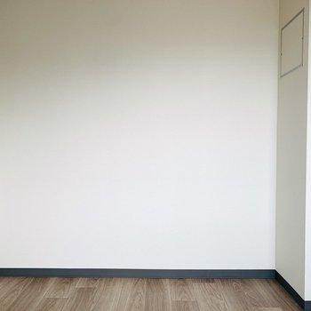 【洋4】書斎や作業スペースにちょうど良さそうな空間。