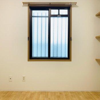 【洋4.5】ここは書斎や大きくなった子どものお部屋にしてもいいですね。