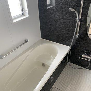 お風呂もこの大きさと高級感!