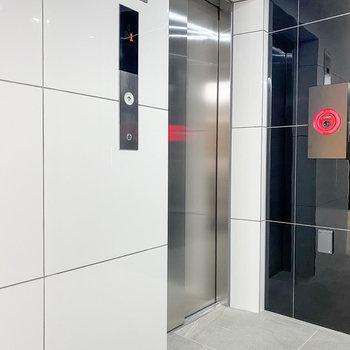 基本的にはエレベーターでの移動がメインになりそう。