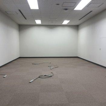 【A7】こちらが室内。自由にDIY可能!