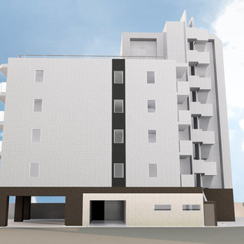 (仮称)南葛西2-20マンション新築工事