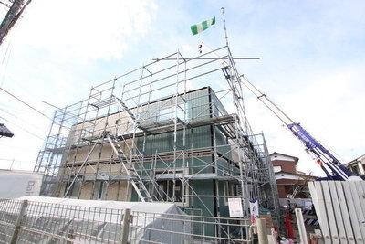 (仮)八王子市川口町新築計画 B棟 の間取り