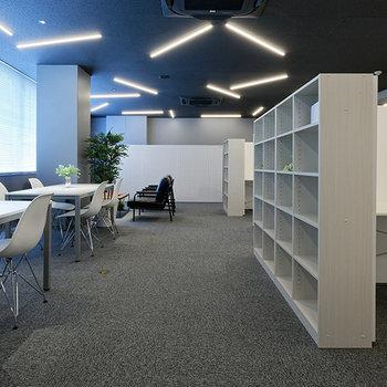 洗練された空間美で、クリエイティブな働き方を。