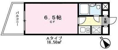 SANKO HEIGHTS OSAKI の間取り