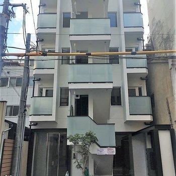 新築マンション!とってもきれい!
