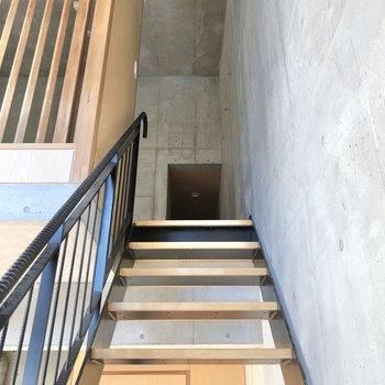 【LDK】さて、お待ちかねの3階へ。