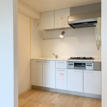 【LDK】大きなキッチンで使いやすく。