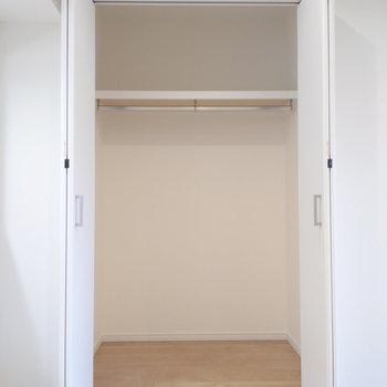 ゆったりとしたスペース。