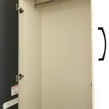 収納はもうひとつあるの。※写真は2階の反転間取り別部屋のものです