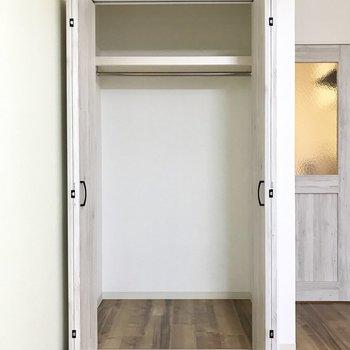 ちょうどいい、ひとりサイズ。※写真は2階の反転間取り別部屋のものです