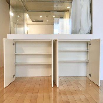 【寝室】本棚に良さそう。