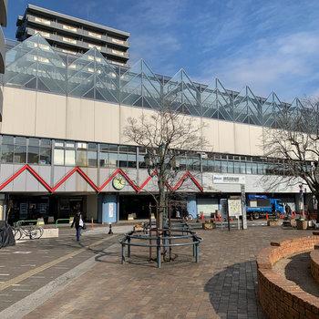練馬高野台駅の南口が最寄りです。