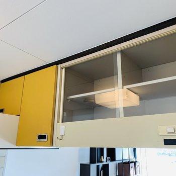 収納スペースもあります※写真は反転同間取り別部屋のもの。