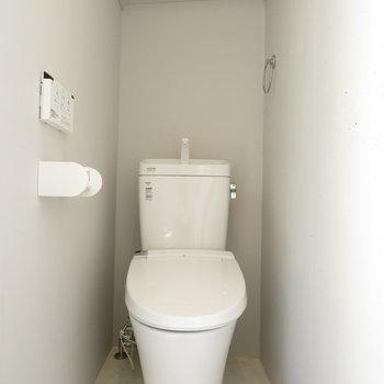 トイレもあります