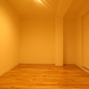 一人暮らしには十分なサイズ感 ※別部屋写真。実際は家具家電付きです