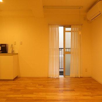 これが本当なんです ※別部屋写真。実際は家具家電付きです