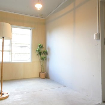 そしてこの玄関!いや、お気に入りの土間部分です