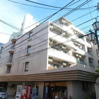 ロジマン武蔵小山