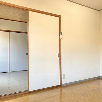 では和室へいきましょう〜!