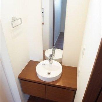 【2階】洗面台