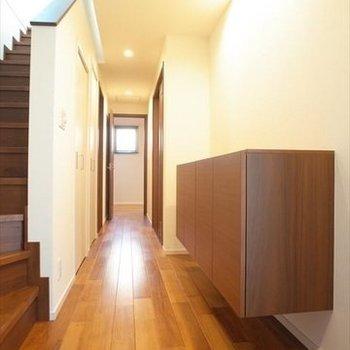 【1階】廊下