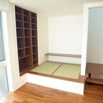 【2階】小上がり畳スペース
